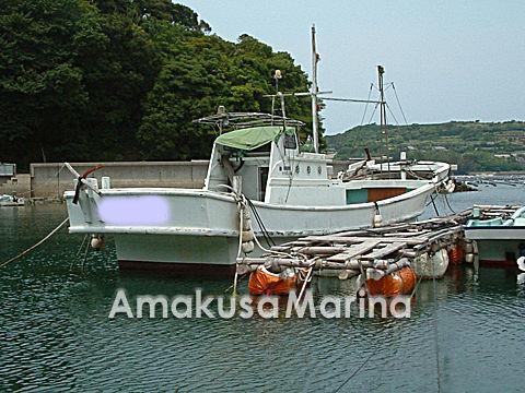 前川造船 40尺