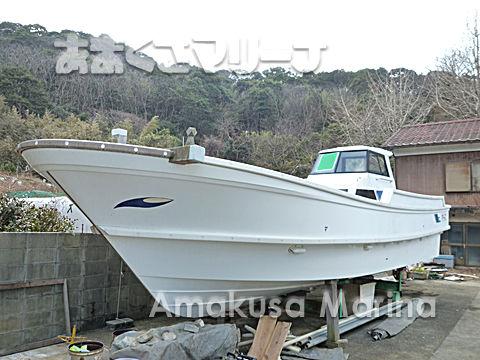 ヤンマー DE35F (新艇/長期在庫)