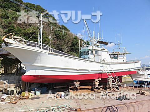 尾崎造船 57 (マグロ、ソデイカ向け)