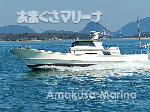 イスズ IT46 (高速遊漁仕様)