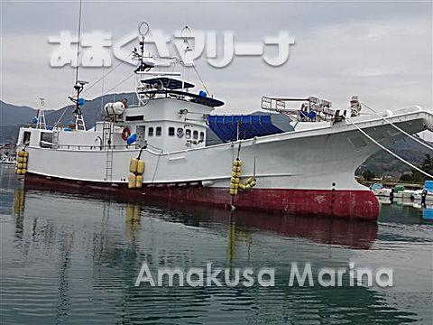 東九州造船 カツオ マグロ船