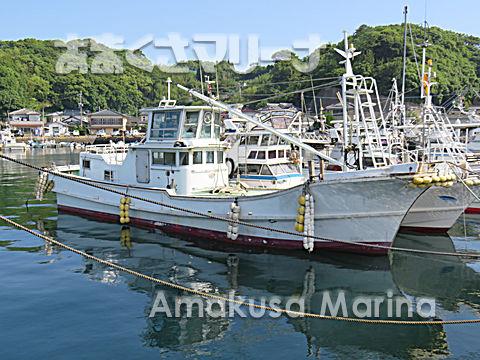 南海造船 11トン(マグロ・ソデイカ向け)