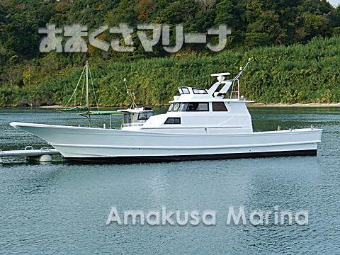 石原造船 53V 遊漁