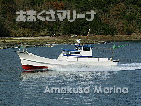ヤマハ DY-38 キール 平成25年OH