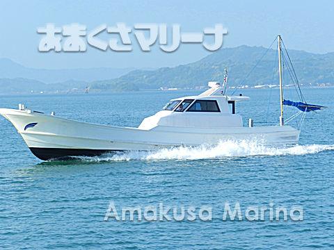 ヤマハ DY-50 カスタム (30ノットover)