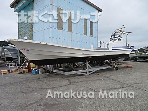 ヤンマー ZD41A(船体のみ)