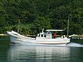 浜崎造船 34 キール