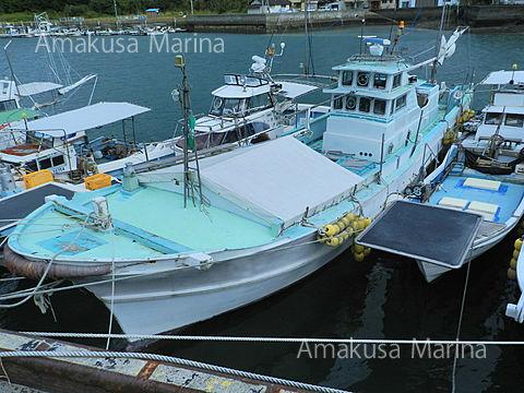 下田造船 55 延縄船
