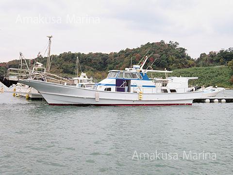 山下造船 57V 瀬渡し (5200時間)