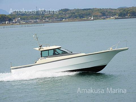ヤマハ UF30 (約33ノット)