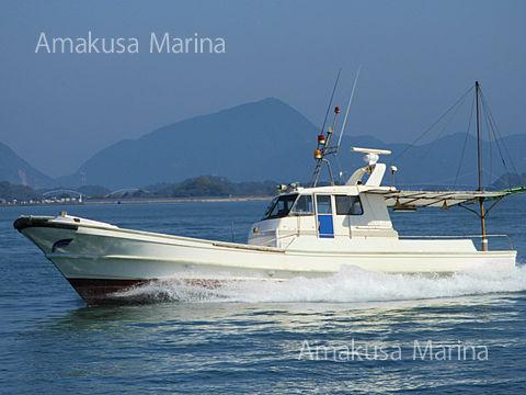 ヤマハ DX-45 30ノット