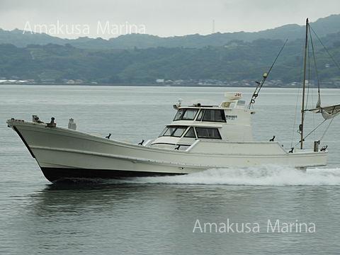 ヤマハ DX-39H (遊漁船仕様)