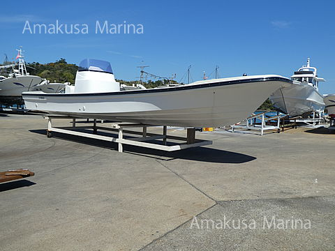 ヤマハ W-32AF (新艇)