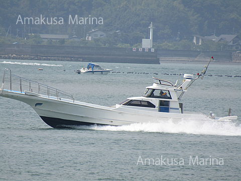 ヤマハ DY-43R (解放整備機換装)