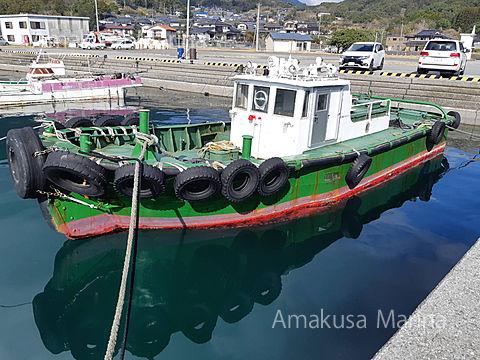 東洋造船鉄工 チャッカ船 7.9トン