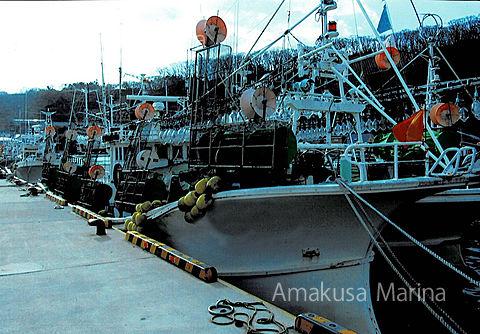 植村造船所 イカ 13トン