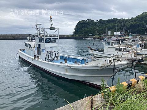 鶴長造船 61 (バルバス)