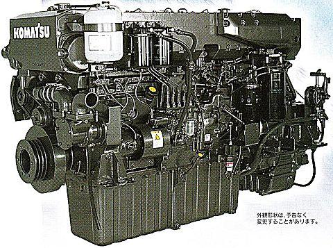 6M125AP-3 (630PS)