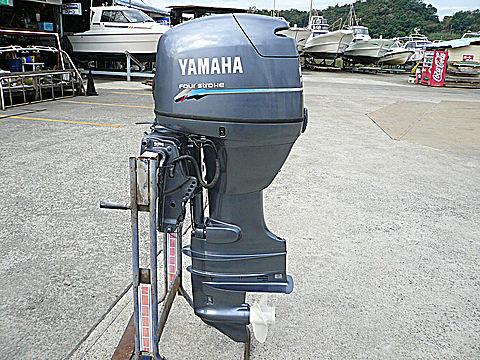 船外機 4スト 50PS