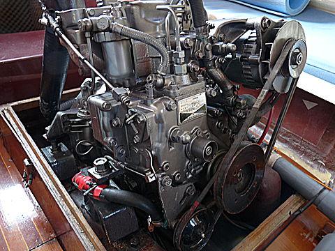 中古エンジン 2GM 18PS