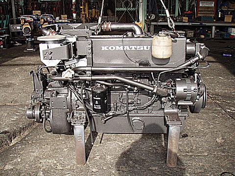 6M95-A-1 230PS