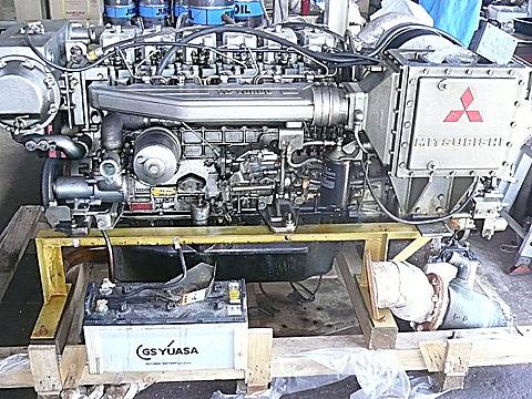 中古エンジン 550PS