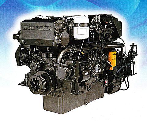 6M125AP-2 550PS