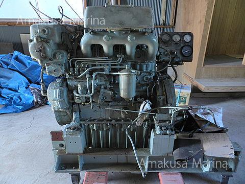 発電機用 4CHL-N 50PS