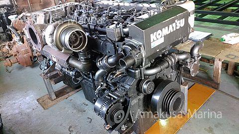 6M122AP-1 600PS (2500時間)