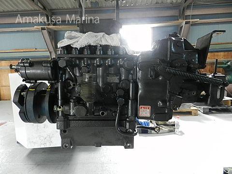 KOMATSU 6M125AP-3(650PS)