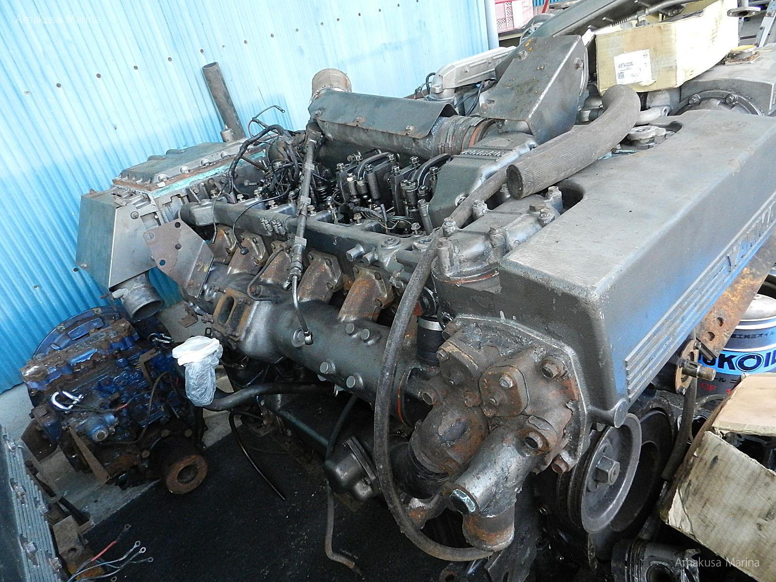 Boat Engine Information | Amakusa Marina & Co.