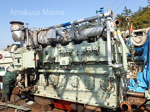 阪神内燃機工業 LC26G 850ps
