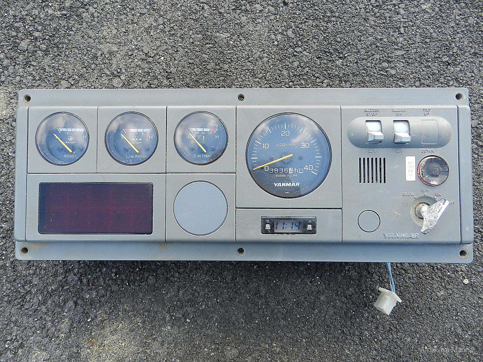 YANMAR 6LY2-ST 380PS 2 88 | Amakusa Marina & Co