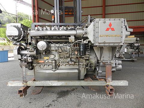 三菱 S6M3J-MTKL 495ps 1.97