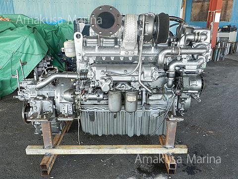 ヤンマー 6GHD-ST 430PS(2.92)