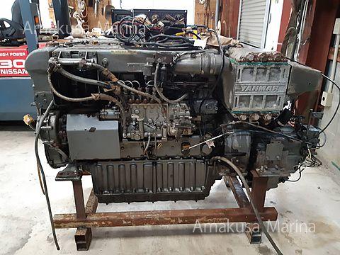 ヤンマー 6CA-GT 400PS (2.50)