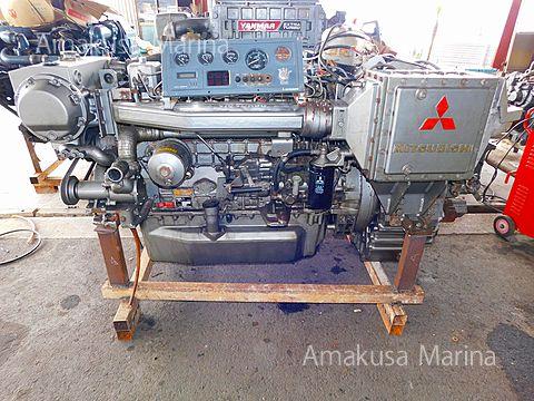 三菱 S6M4-MTKL 530ps(3.43)