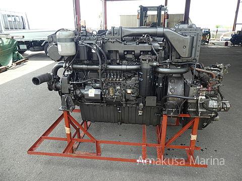 コマツ 6M125AP-2 550PS (2.56)