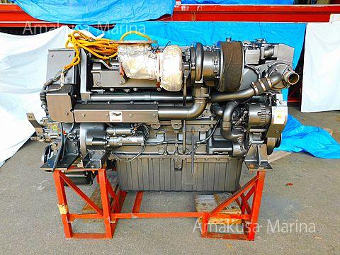 コマツ 6M125AP-3 650ps (2.92)