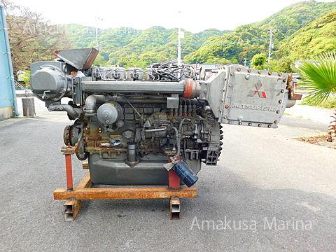 三菱 S6M3J-MTKL (495ps)ギアレス