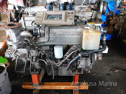 三菱 M4J-MTK 110ps (3.16)
