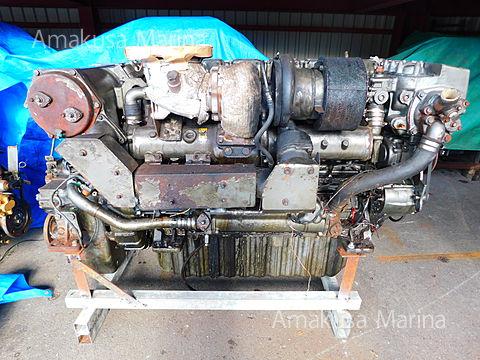 YANMAR 6GX-GT 600ps