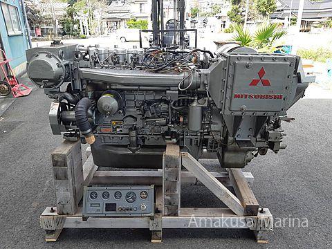 三菱 S6M3-MTK2S 550PS(3.05)