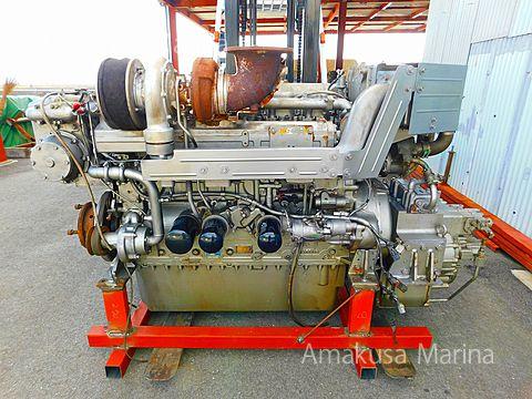 三菱 S6B3-T2MTK2L 650ps (2次規制合格機)