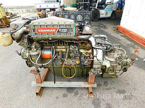 ヤンマー 6CHS-HT 65PS 2.91