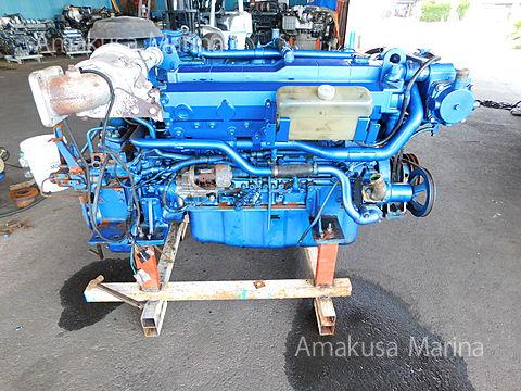 いすゞ UM6HE1TCG(2.58) 413ps