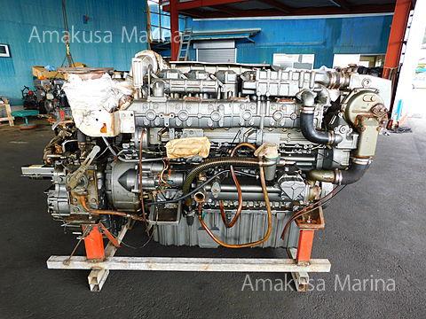 ヤンマー 6KXZP-GT (3.05) 750ps