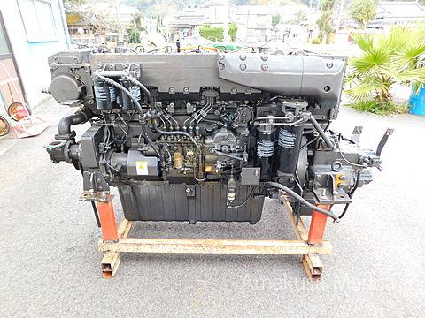 コマツ 6M125AP-3 (2.92)650ps