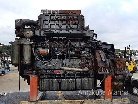 ヤンマー 6KH-ST (3.55)500ps