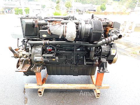 コマツ 6M125AP-2(2.48)550ps